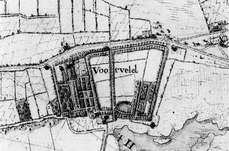 Haren Voorveld Hottingerkaart 1792 BUi5