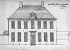 Haren Voorveld tekening ThBeckeringh 1778 BUi5