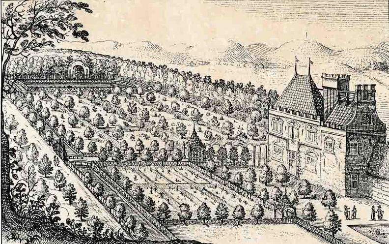 Scheybeeck - anonieme ets ca 1625 - HA1