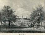 Beeckestein - litho naar tekening PJ Lutgers ca 1840