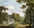Velserbeek - achterzijde - aquarel H Numan - HA1