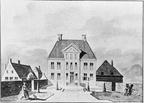 Baarn Pijnenburg 1731 tekening LPSerrurier EE1
