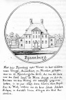 Baarn Pijnenburg tekening BA1