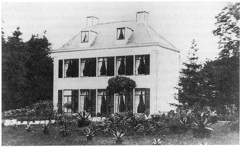 Baarn Schoonoord eind19e eeuw HET1
