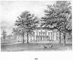 Bilthoven Jagtlust lithoPJLutgers 1869