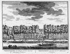 Groenevecht - gravure A Rademaker ca 1791 - DE2