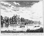 Hofwerk - gravure A Rademaker ca 1791 - DE2