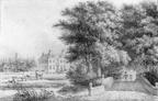 Klooster - door Mourot in 1829 - UT1