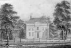 Sandwijck - door Mourot omstreeks 1830 - UT1