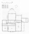 Sluishoef - plattegrond 1 op 300 - door A Viersen 1998 - UT1