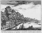 Maarssen Gansenhoef - gravure A Rademaker ca 1791 - DE2