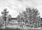 Maarssen Leeuw en Vecht - gravure PJ Lutgers ca 1836 - GE2