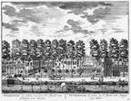 Maarssen Otterspoor - gravure A Rademaker ca 1791 - DE2