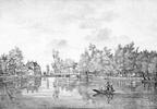 Vreeland Schoonoord - gravure PJ Lutgers 1836 - GE2-5