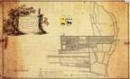 Zeist Wulperhorst - kaart uit 1772 - TU1