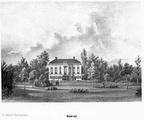 Zeist Lenteleven Nieuweroord - litho PJ Lutgers 1869 - GEZ2