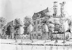 Amsterdam Eendracht - Overtoom - omstreeks 1800 - DE4