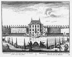 Amsterdam Driemond - achterzijde - gravure A Rademaker ca 1791 - DE2