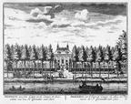 Amsterdam Driemond - gravure A Rademaker ca 1791 - DE2