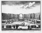 Amsterdam Driemond - vijver - gravure A Rademaker ca 1791 - DE2