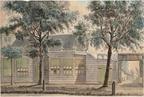 Alkmaar Stadwijk - tekening JA Crescent, 1812 - Beeldbank Alkmaar