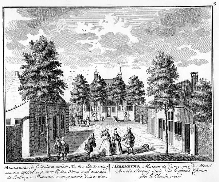 Amsterdam Merenburg - tekeningen Stoopendaal - HE6
