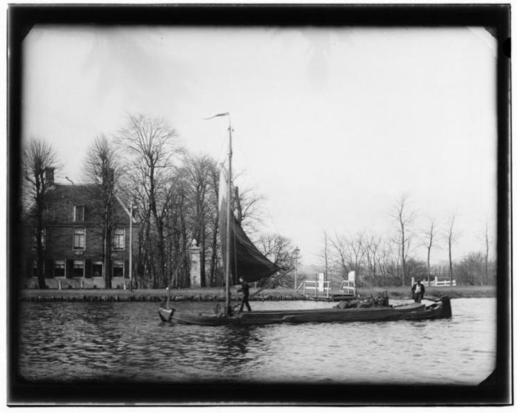 Amsterdam Meerhuizen - foto Jacob Olie Jbz, 1891 - Beeldbank Asd