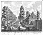 Amsterdam Overzicht en Meer Genoegen - tekeningen Stoopendaal - HE6
