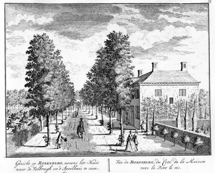Amsterdam Rozenburg - 3 - tekeningen Stoopendaal - HE6