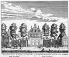 Amsterdam Rust en Werk - ets Abraham Rademaker, 1730 - HOL1