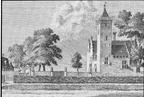 Bergen Ramp - gravre H Spilman naar tekening C Pronk 1730 - HU1