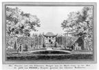 Aagtekerke Heere - tempel - tekening Jan Arends 1778 - HET01