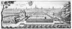 Middelburg Dolphijn - gravure uit M Smallegange, 1696 - JAN01