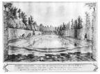 Middelburg Dolphyn - 6e gezicht - tekening Jan Arends 1772 - HET01