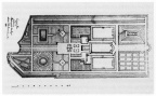 Middelburg Poppenroede - ontwerp - tekening door D Radermacher, 1763 - JAN01