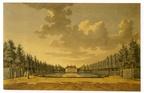 Middelburg Poppenroede Ambacht - achterzijde - tekening Jan Arends 1771 - HET01