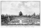 Middelburg Poppenroede Ambacht - tuin 4 - tekening Jan Arends 1772 - HET01