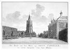 Oostkapelle - voorzijde 2 - tekening Jan Arends 1772 - HET01