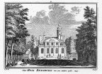 Oostkapelle Rijnsburg - achterzijde - gravure - ZEE1
