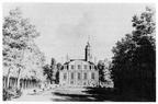 Oostkapelle Rijnsburg - achterzijde - tekening C Pronk, ca 1743 - JAN01