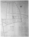 Oostkapelle Rijnsburg - kaart door Bourdrez, 1844 - JAN01