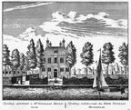 Baambrugge-Ypenburg - ets Abraham Rademaker, 1730 - HOL1