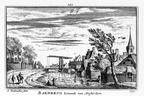 Baambrugge-Sorgvry - gravure A Rademaker, 1670 - KA3