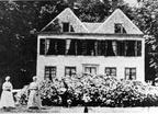 Baarn De Eult - kort voor de afbraak in 1880 - BA1