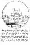 Baarn Pijnenburg - tekening - BA1