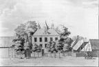 Bunnik Oostbroek - door Serrurier naar Pronk 1731 - UT1