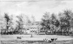 Bunnik Oostbroek - tekening door PJ Lutgers uit 1842 - GE4