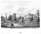 Doorn Tex Bondt - litho PJ Lutgers, 1869 - GEZ2
