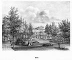 Driebergen Horst - litho PJ Lutgers, 1869 - GEZ2