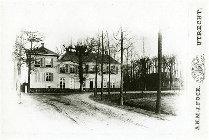 De Bilt - Meyenhage - 1900-1910 - foto ANMJ Fock - Utrechts Archief
